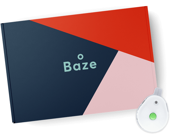 Baze Starter Kit and TAP at-home blood Nutrient Test